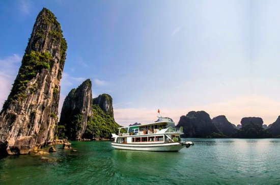 Small-Group Halong Day Cruise from...