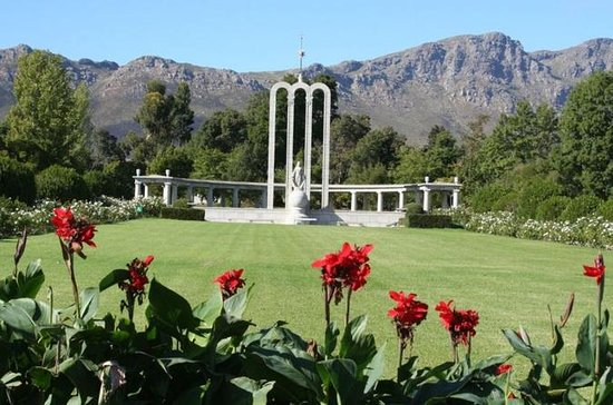 Franschhoek Valley Culture Guided Day...