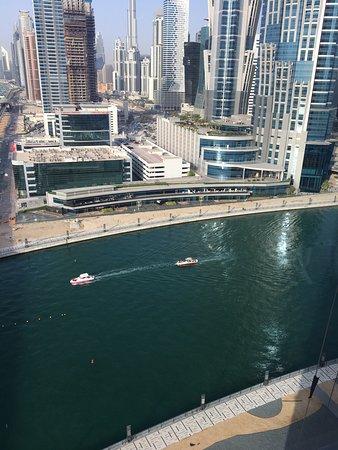 Window View - Hilton Dubai Al Habtoor City Photo
