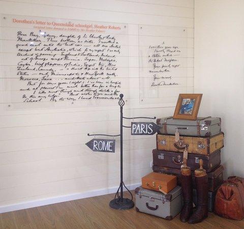 Gunnedah, Australia: Walk through our gallery and experience the world of Dorothea Mackellar