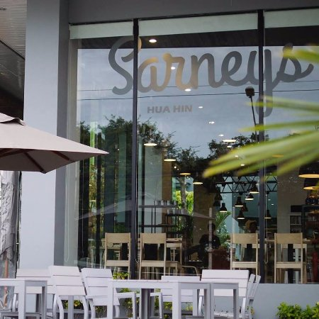 Sarneys, cafe, breakfast and fine lunch