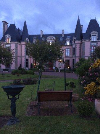 Une nuit dans un vrai château