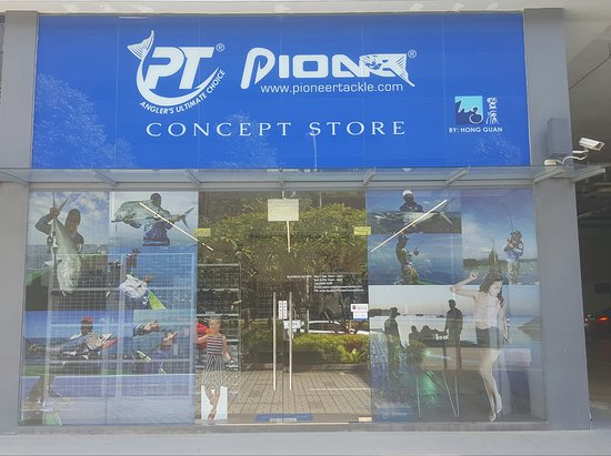 Pioneer Concept Store