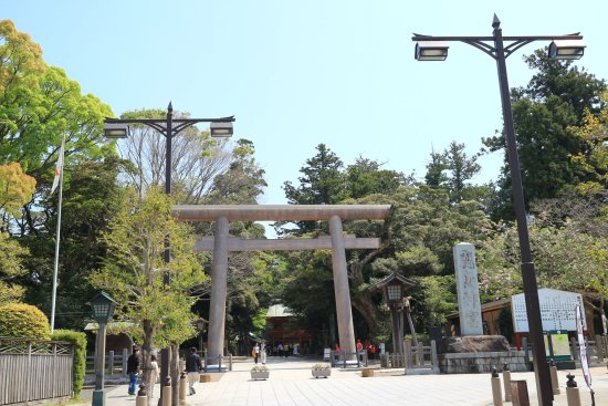 Kashima Jingu Torii: 20170429101756_IMG_3794_large.jpg