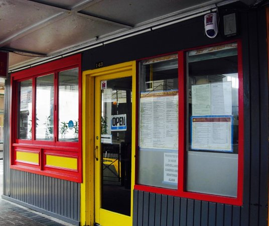 Petone, Новая Зеландия: entrance