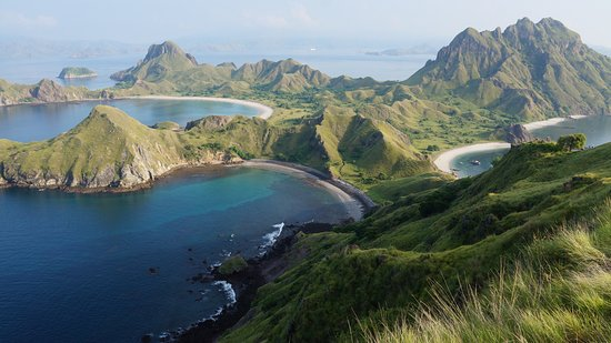 Komodo Wonderfull Tour: padar island. Be sure you come not in end of dry season cause view will be different.