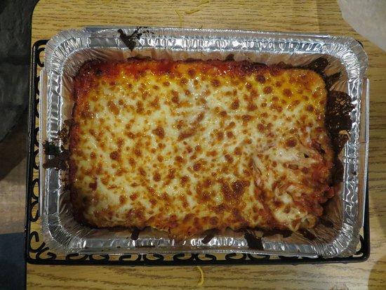 Wheelersburg, OH: Panheadz baked spaghetti