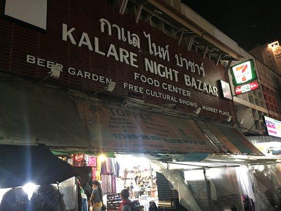 The Kalare Night Bazaar
