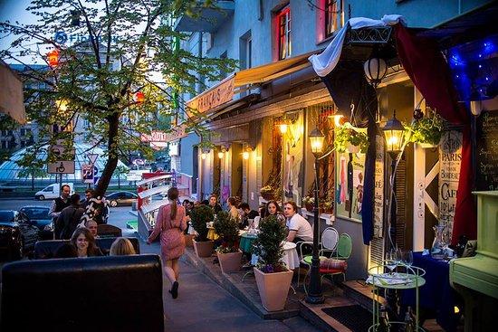 Где в Киеве завтракать по-французски