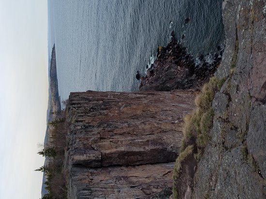 Beaver Bay, MN: Palisade Head