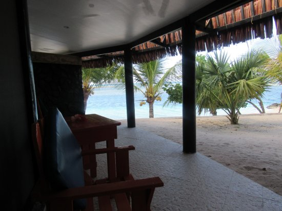 Manase, Samoa: View from Villa