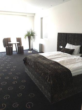 Picture of g design hotel ljubljana for Design hotel ljubljana