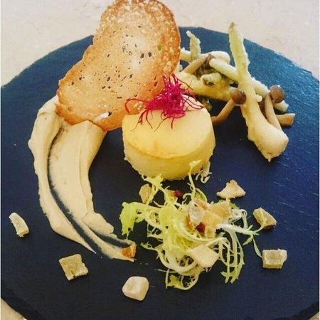 Es Llombards, Hiszpania: Restaurant Fusion
