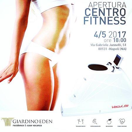Centro fitness picture of b b giardino eden naples for Centro fitness