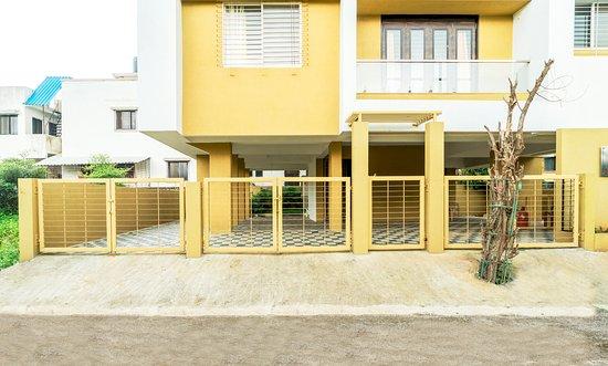 Treebo House Khas Suites: Fasade