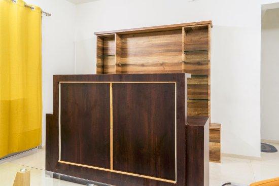 Treebo House Khas Suites: Reception