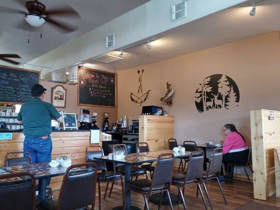 Heber, AZ: Another Inside View of Three Bear's Cafe