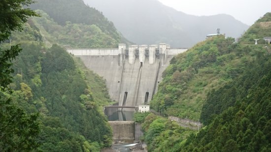 Tomisato Dam