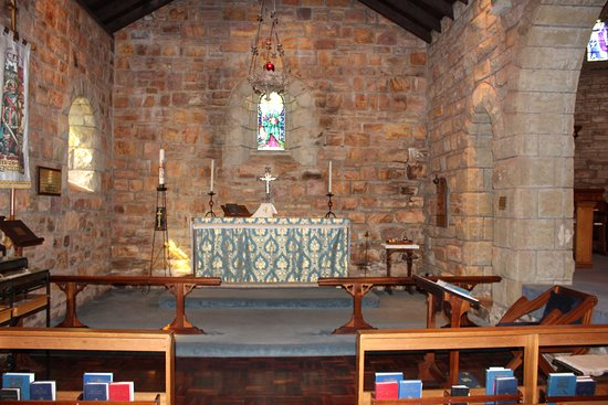 George, South Africa: Our Lady Chapel