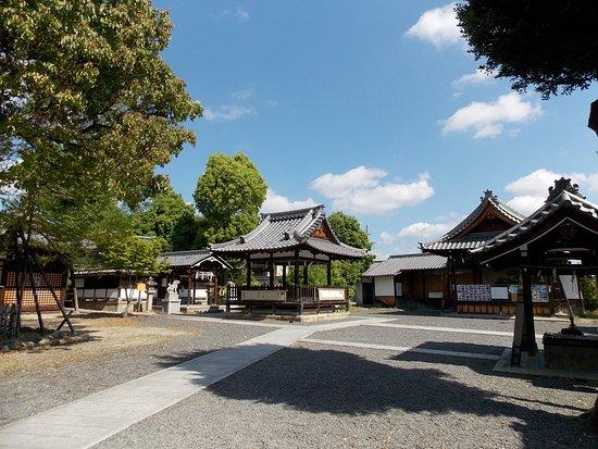 Shimokatsura Goryo Shrine