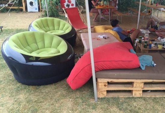Party Camp Novalja