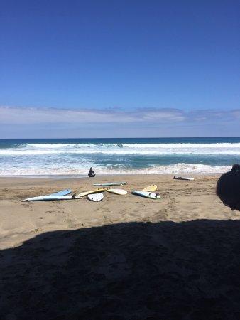 La Pared, Spain: Adrenalin Surf School