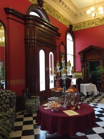 The Palm Court Tea Salon