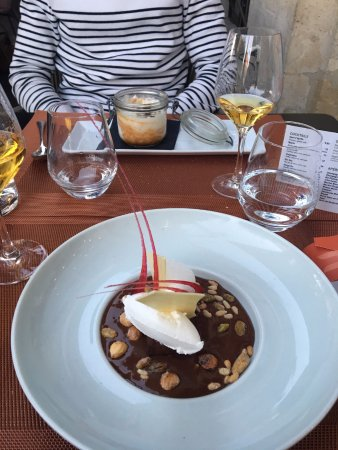 Desserts picture of comptoir cuisine bordeaux tripadvisor for Aquitaine cuisine