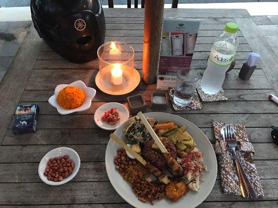 Warung Blanjong : Nasi Campur