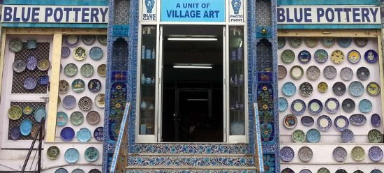 Jaipur Blue Pottery Art Centre