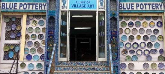 Jaipur Blue Pottery Art Centre