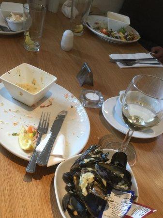 Station Hotel Avoch Restaurant: Done!