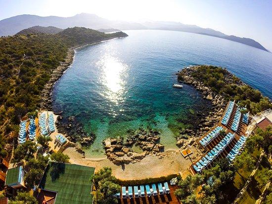 Blanca Beach Hotel Kas