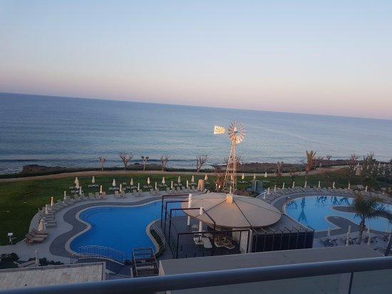 Pernera Beach Hotel: Room view 406