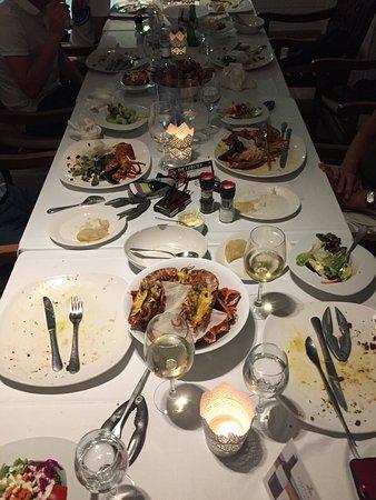 king crab lobster menu picture of the lobster restaurant, playathe lobster restaurant heerlijk gegeten, kijk maar!