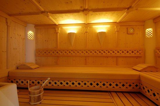 Friesacher's Aniferhof: Sauna