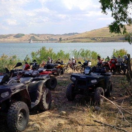 Sao Bartolomeu de Messines, Portugal: Sicilia Tour quad e moto enduro