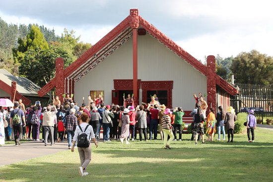 New Zealand Maori Arts and Crafts Institute