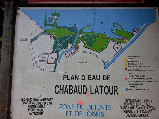 Conde-sur-l'Escaut, Francja: le plan