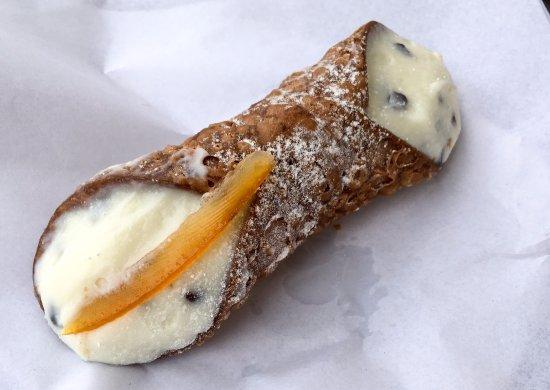 Pasticceria Cappello: cannolo