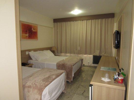 Nacional Inn Campinas Hotel : Apartamento Famíla (Cama de Casal + Cama de Solteiro)
