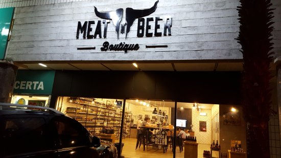 Meat N' Beer Boutique