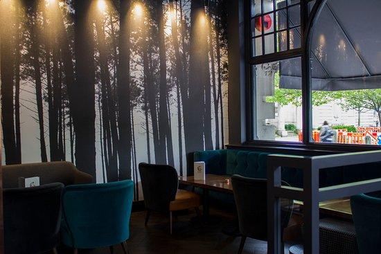 Mezzanine Area mezzanine area - picture of le bar, london - tripadvisor