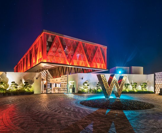 W Goa Vagator Hotel Reviews Photos Rate Comparison Tripadvisor