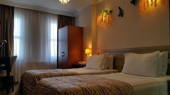 Arven boutique hotel istanbul turquie voir les tarifs for Boutique hotel turquie