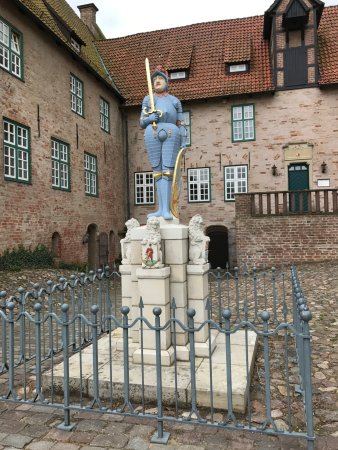 Bad Bederkesa, Niemcy: Roland