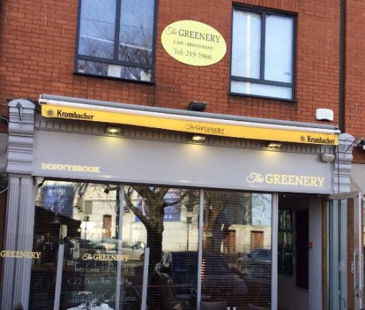 The Greenery Restaurant Donnybrook