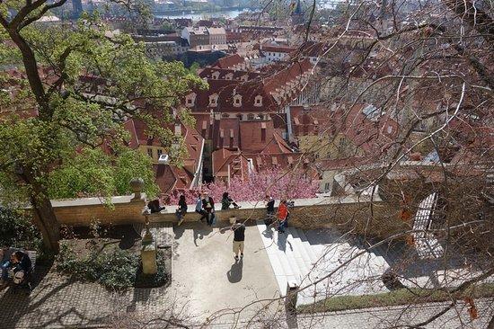 Vista dalla terrazza dove si mangia picture of for Restaurant vista palace