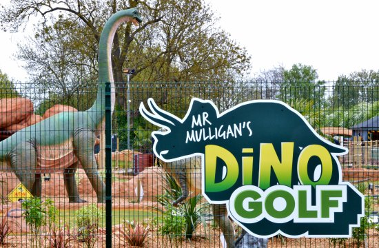 Mr Mulligan's Dino Golf