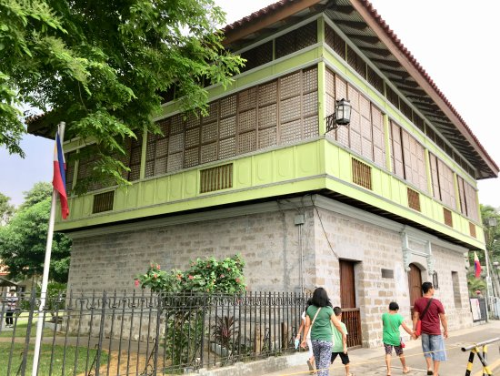 Calamba, Filipina: The Rizal Home as it is today, late April, 2017